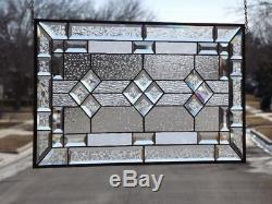 Classic Clear 2 Panel available sold separately 28 1/2 x16 1/2(72x42cm)