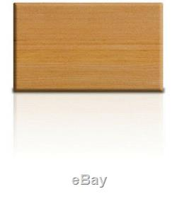 Exterior Entry Craftsman Flat Panel Hemlock Solid Stain Grade 6 Lite Wood Doors