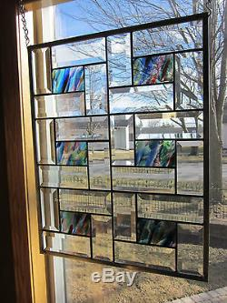 Mystic Stained Glass Window Panel EBSQ Artist
