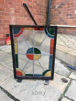 Stained glass panels to order
